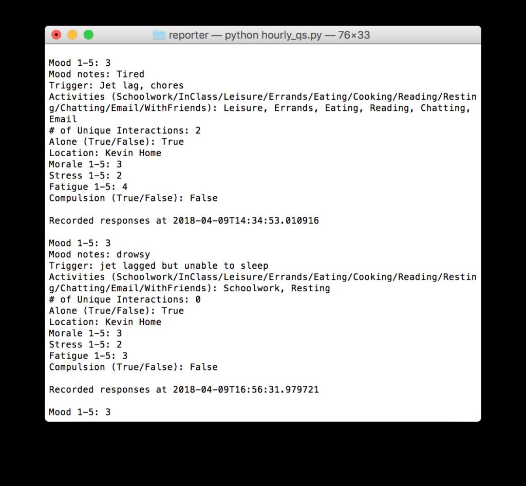 API of You – ITP Blog